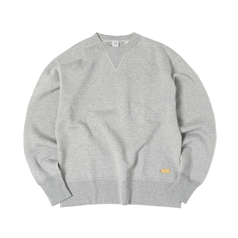40TH ANNIVERSARY GUSSET CREW SWEATSHIRTS - GREY