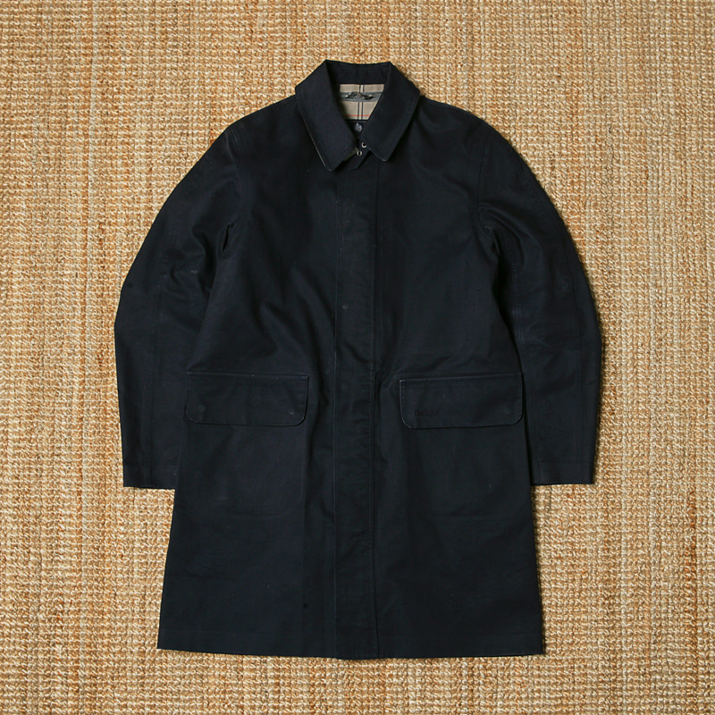 BARBOUR BENTON JACKET - NAVY