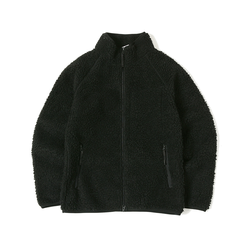 GORILLA JACKET - BLACK