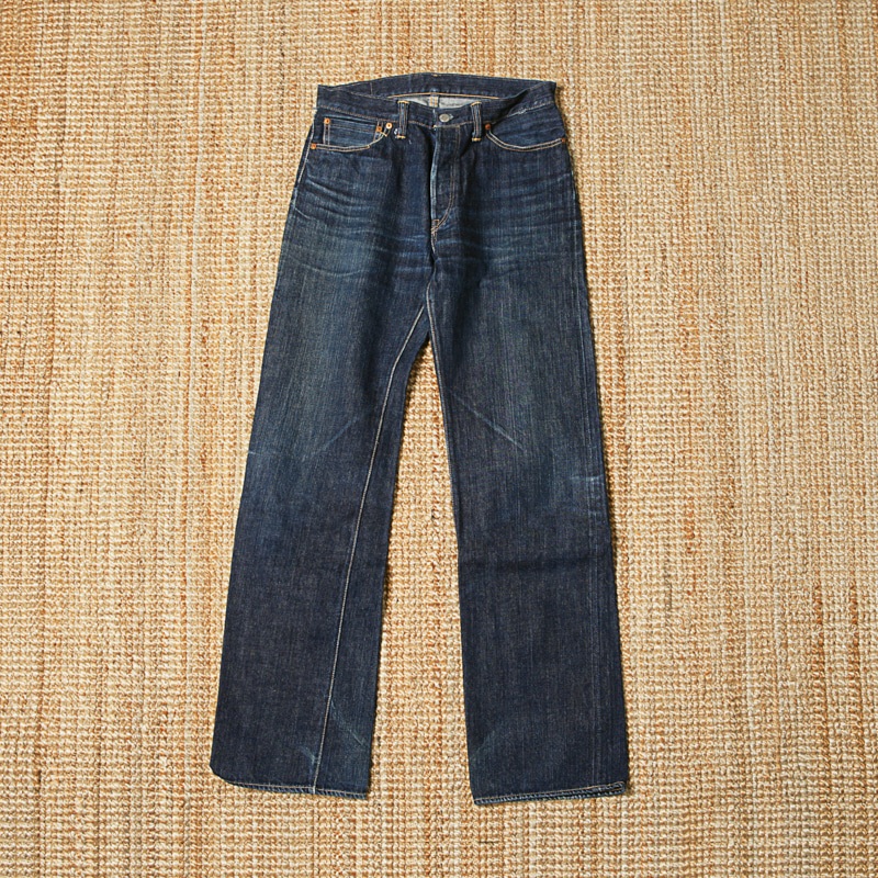 THE FLAT HEAD 5100 DENIM