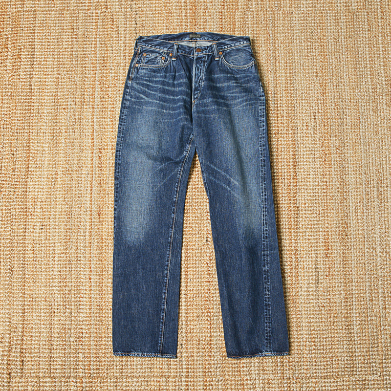 FULL COUNT COLLECTION PD-010 DENIM