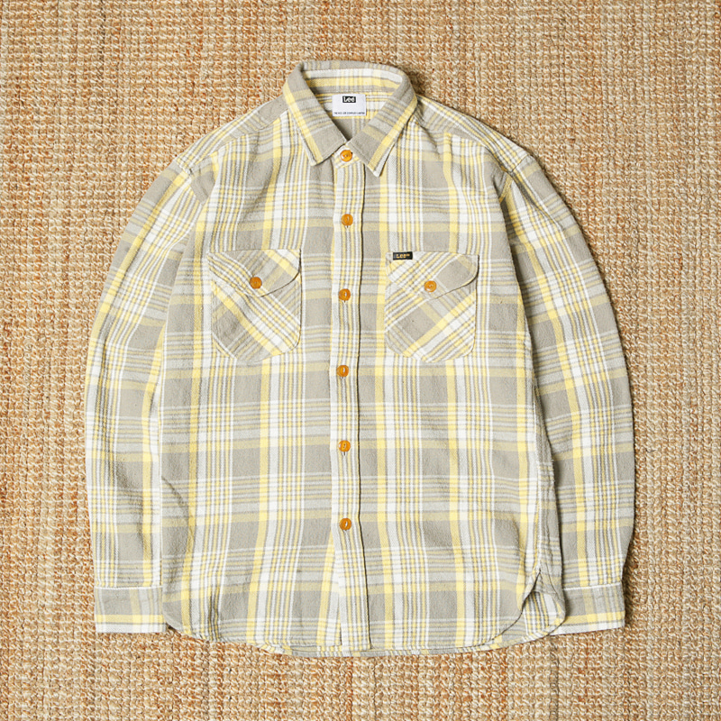 LEE COTTON CHECK SHIRTS