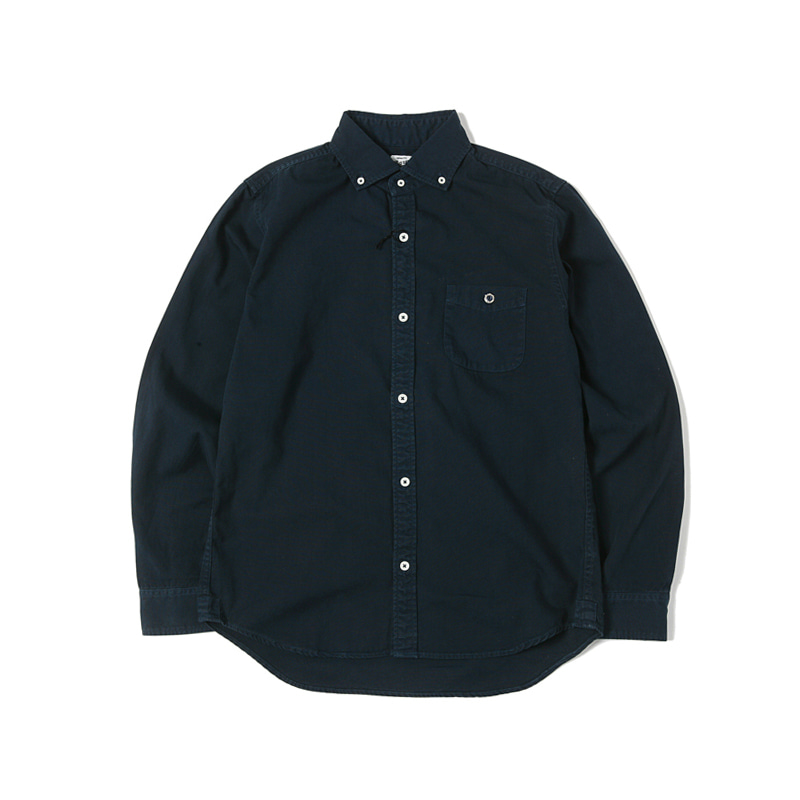 OXFORD BUTTON DOWN SHIRTS - NAVY