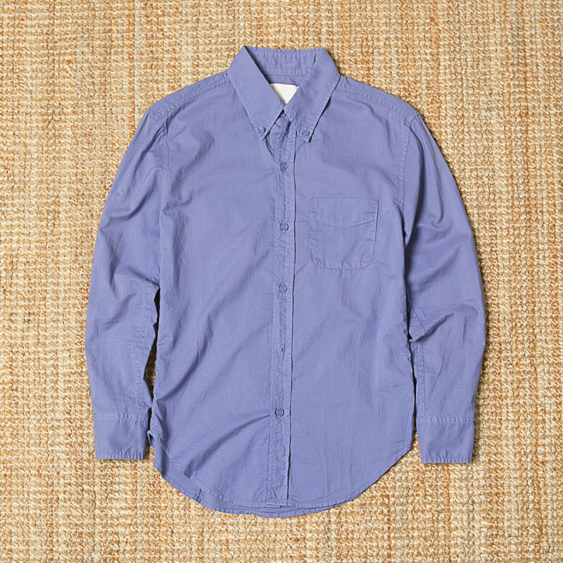 BAND OF OUTSIDERS SOLIDE SHIRTS