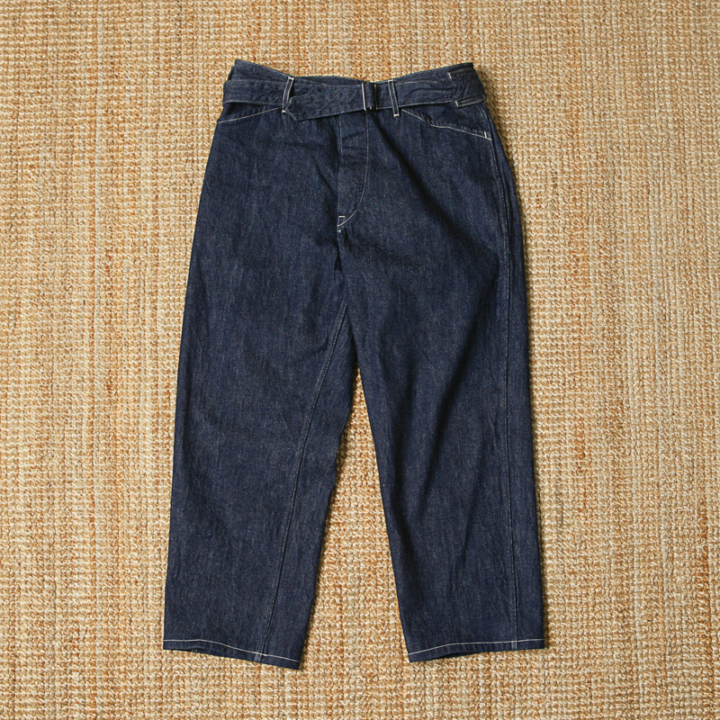 COMOLI DENIM PANTS