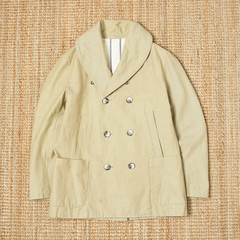 EAST HARBOUR SURPLUS SHAWL COLLAR COAT