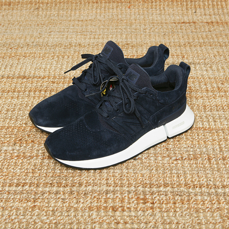 NEW BALANCE X NANAMICA RC1 - NAVY