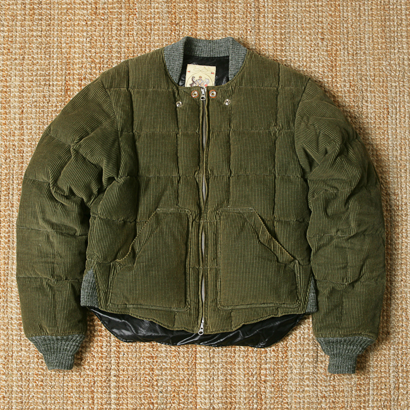MONITALY X KLUANE HUNTER DOWN JACKET