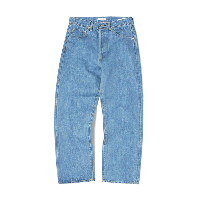 STRAIGHT DENIM - ICE BLUE