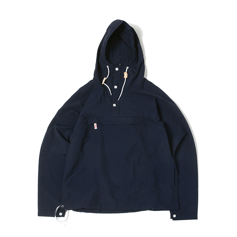 PACKABLE ANORAK - NAVY