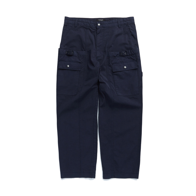 WAGON PANTS - DYED NAVY