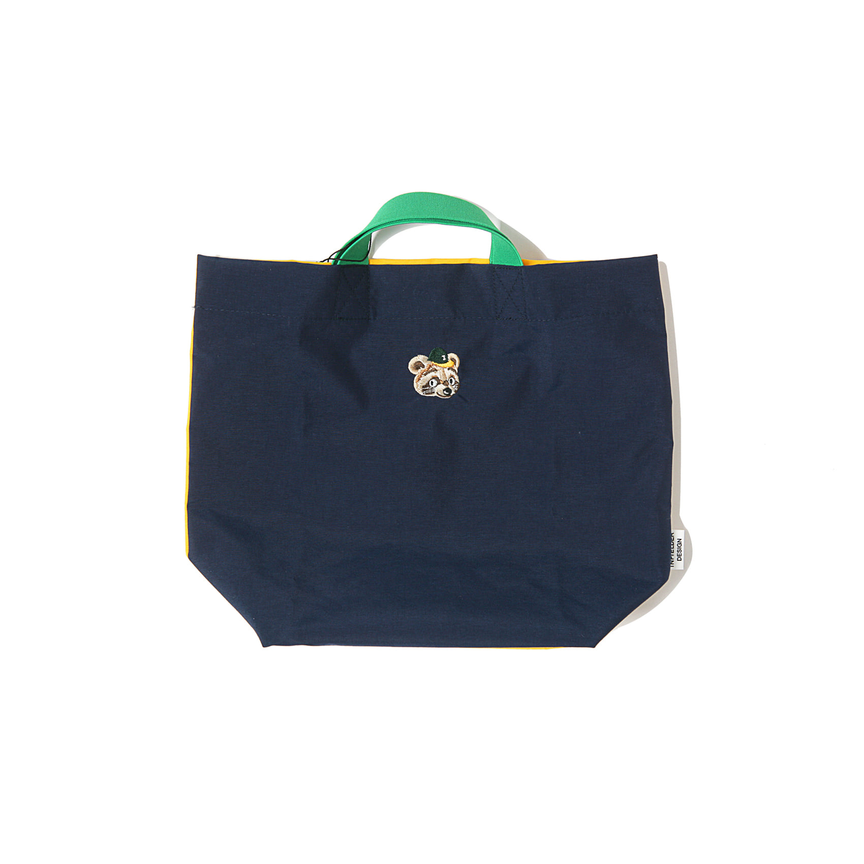 CHA CHA BAG - NAVY X YELLOW