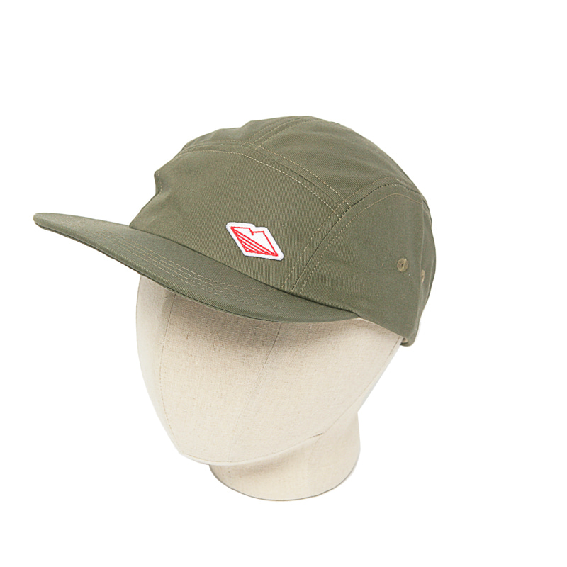 TRAVEL CAP - OLIVE