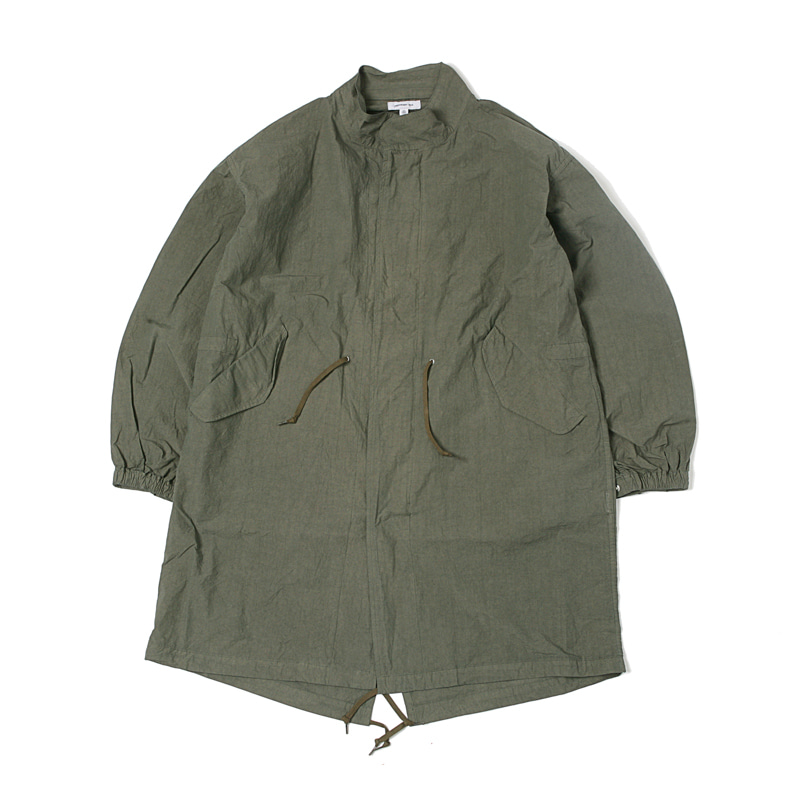 DAY COAT - KHAKI