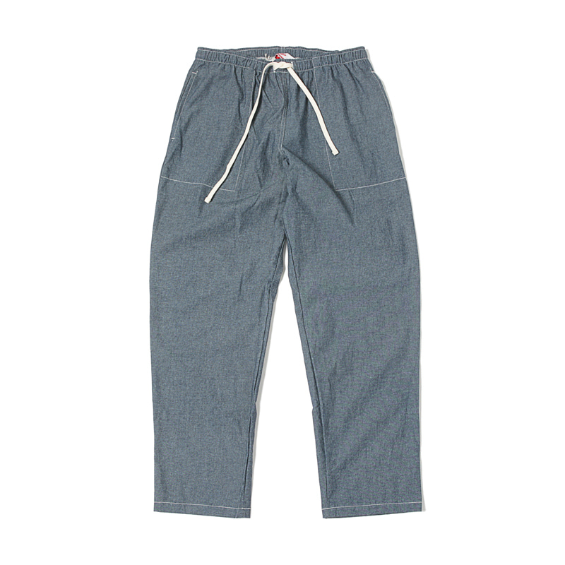 ACTIVE LAZY PANTS - INDIGO