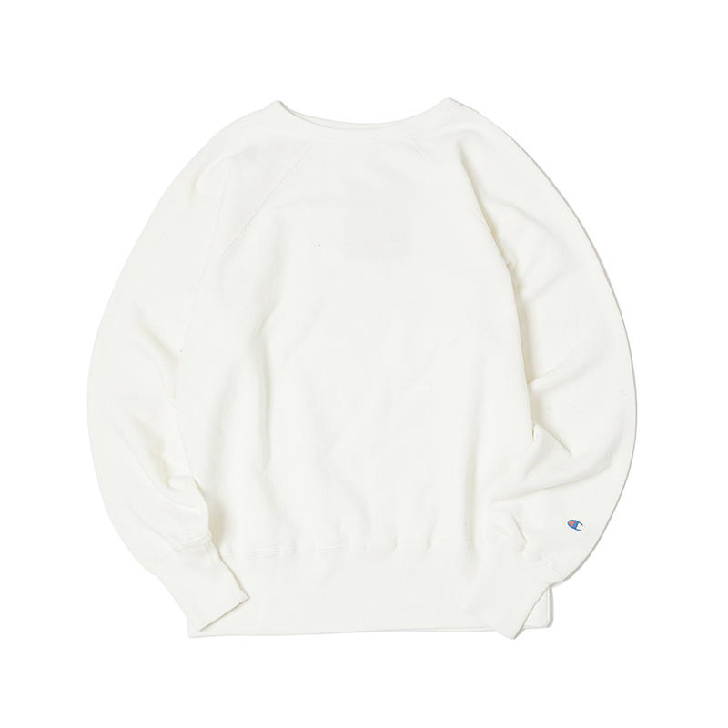 ROCHESTER COLLECTION VINTAGE SWEATSHIRTS - WHITE