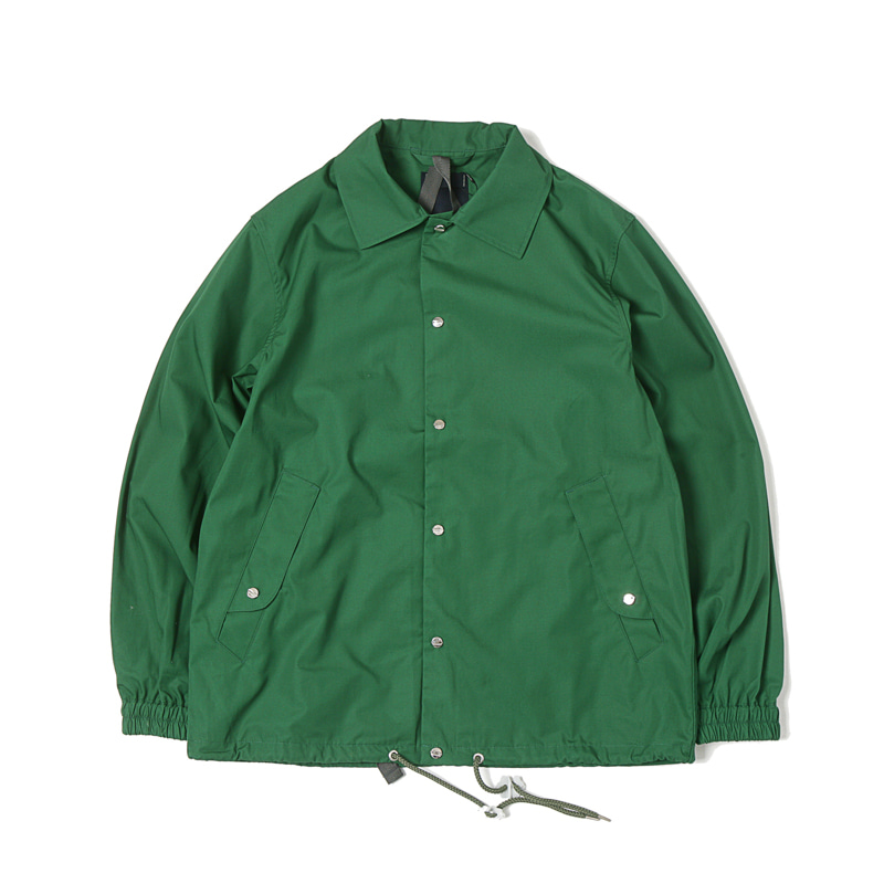 COMFORT COACH JACKET - GREEN