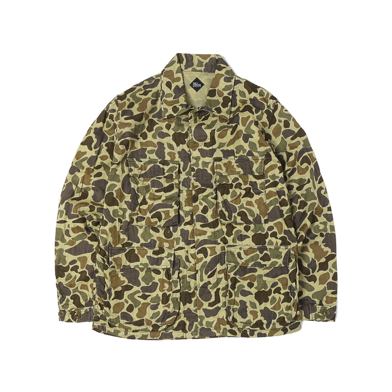 B.D.U JACKET - DUCK HUNTER CAMO