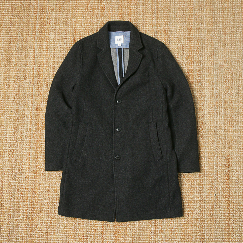 GAP SINGLE BREASTED COAT