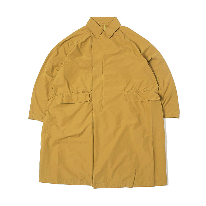 HIGHEST PACKABLE TRENCH COAT - TAN (BR2320)