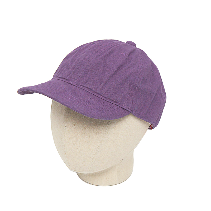 COTTON CAP - PURPLE