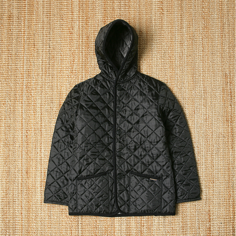 LAVENHAM HOODED QUILTING JACKET