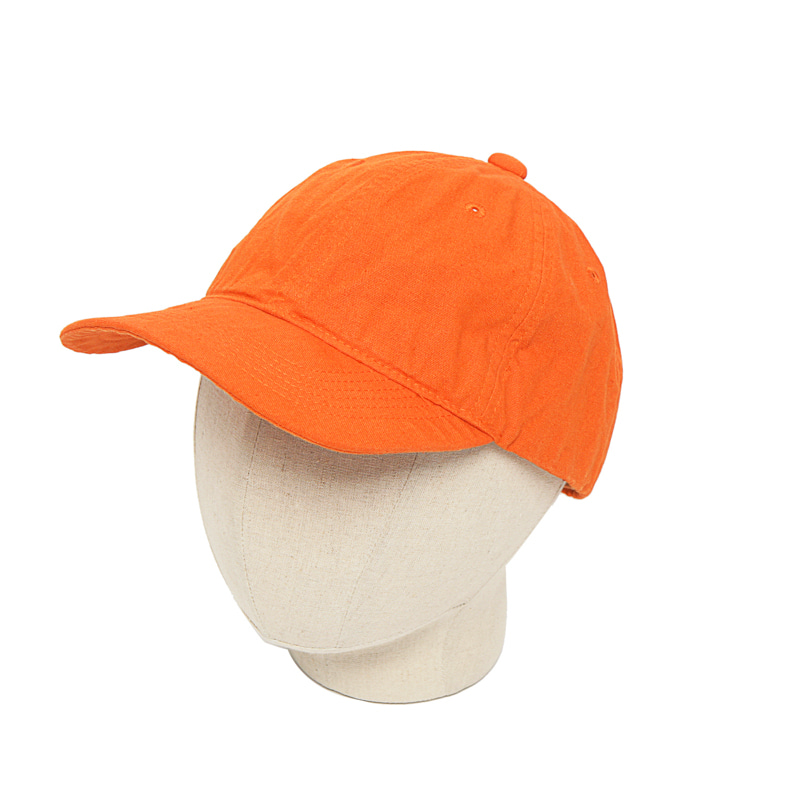COTTON CAP - ORANGE