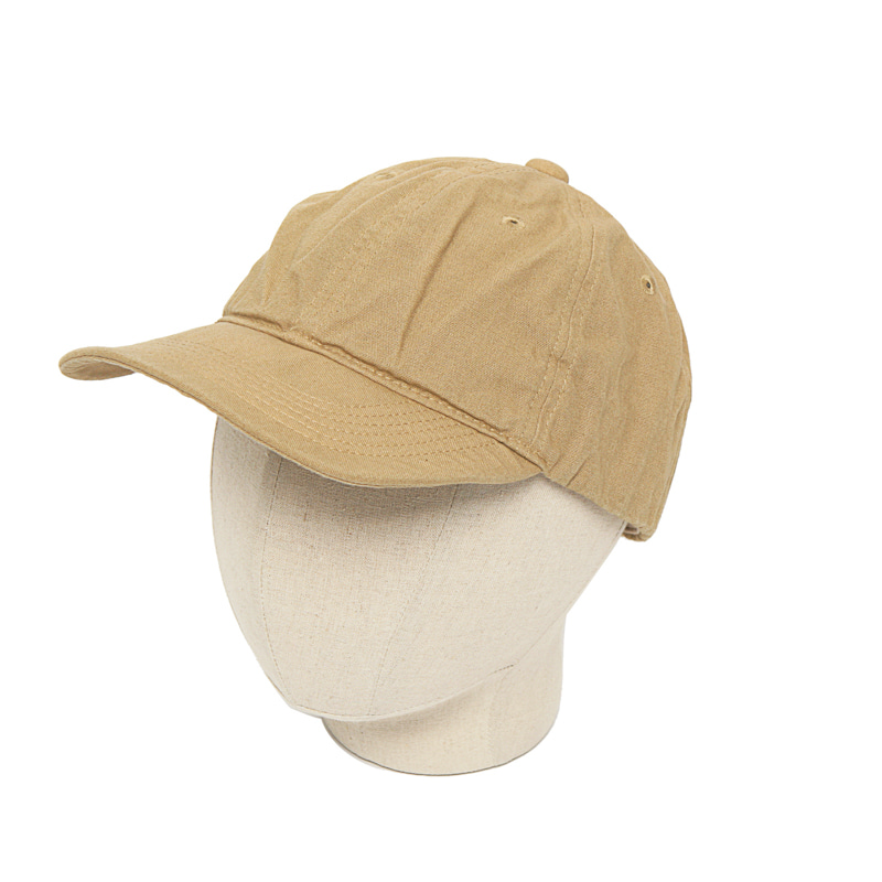 COTTON CAP - BEIGE