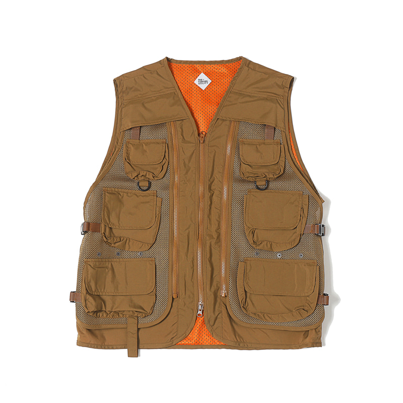 IAS (IN ALL SITUATION) UTILTY VEST - COYOTE BROWN