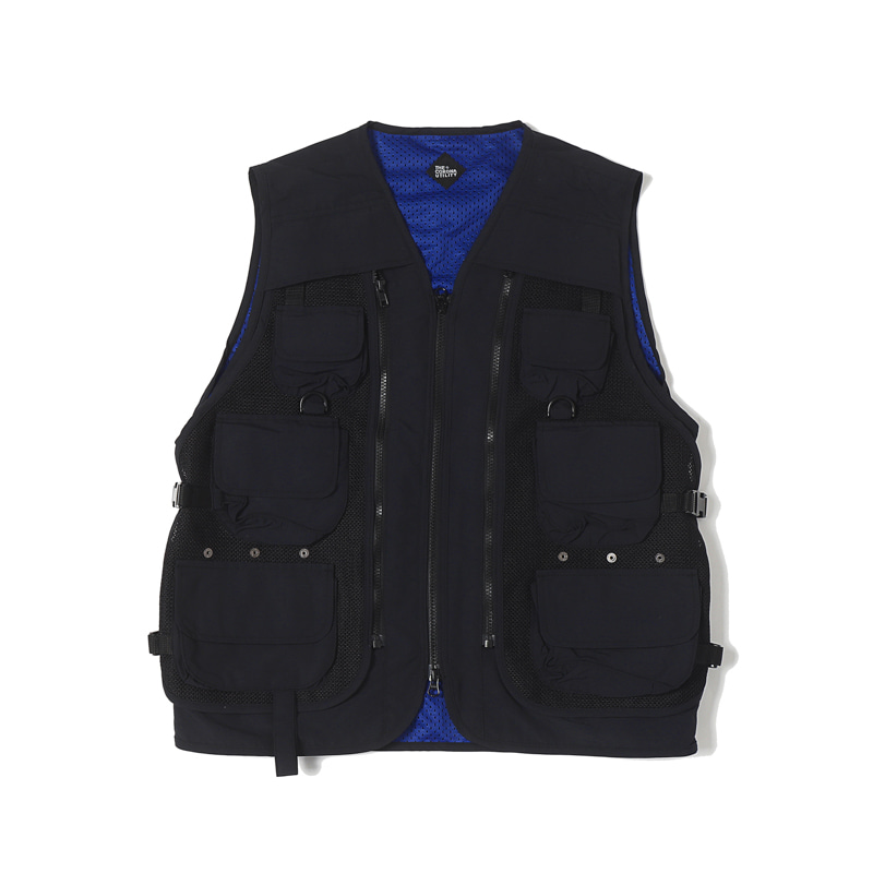 IAS (IN ALL SITUATION) UTILTY VEST - DARK NAVY