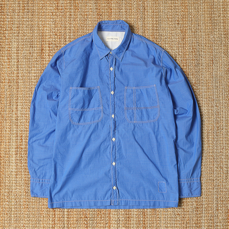 UNIVERSAL WORKS L/S SHIRTS