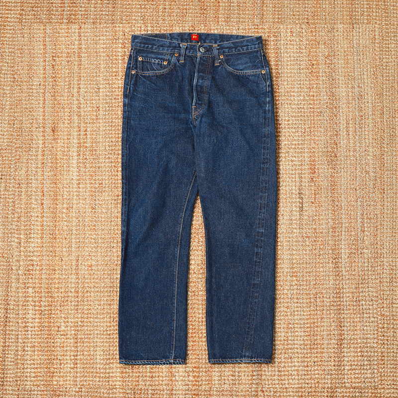 RESOLUTE DENIM PANTS