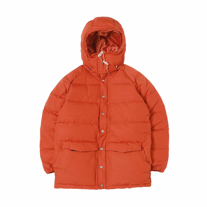 BATTEN DOWN PARKA - ORANGE