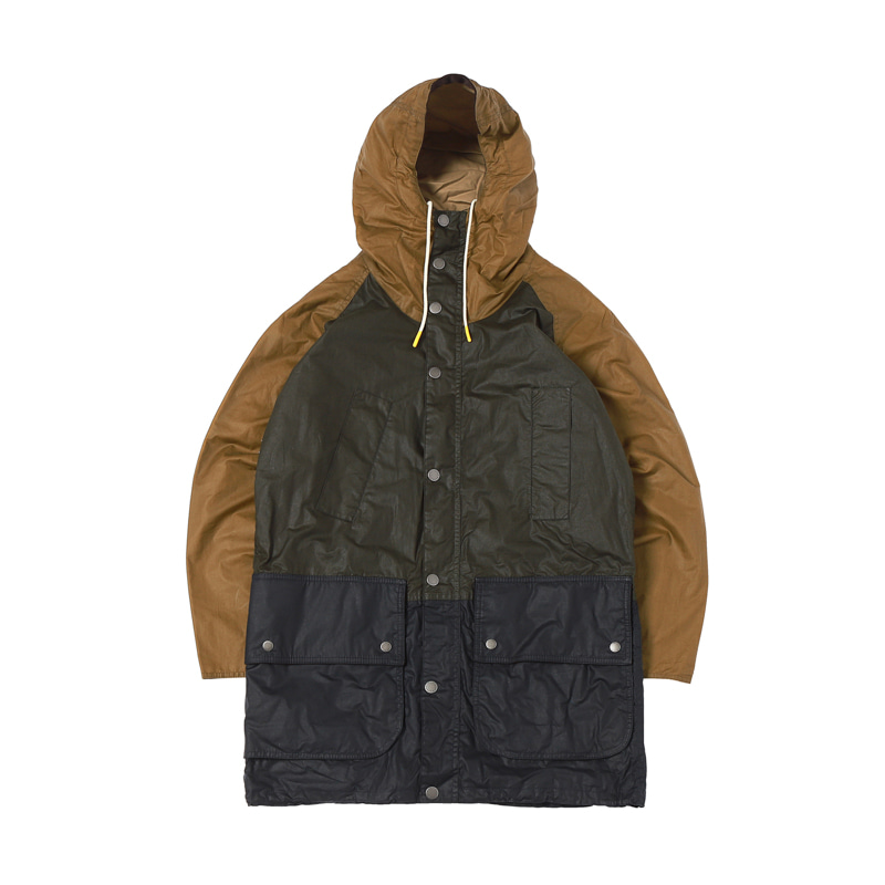 HIKERDELIC WHITWORTH WAX COAT