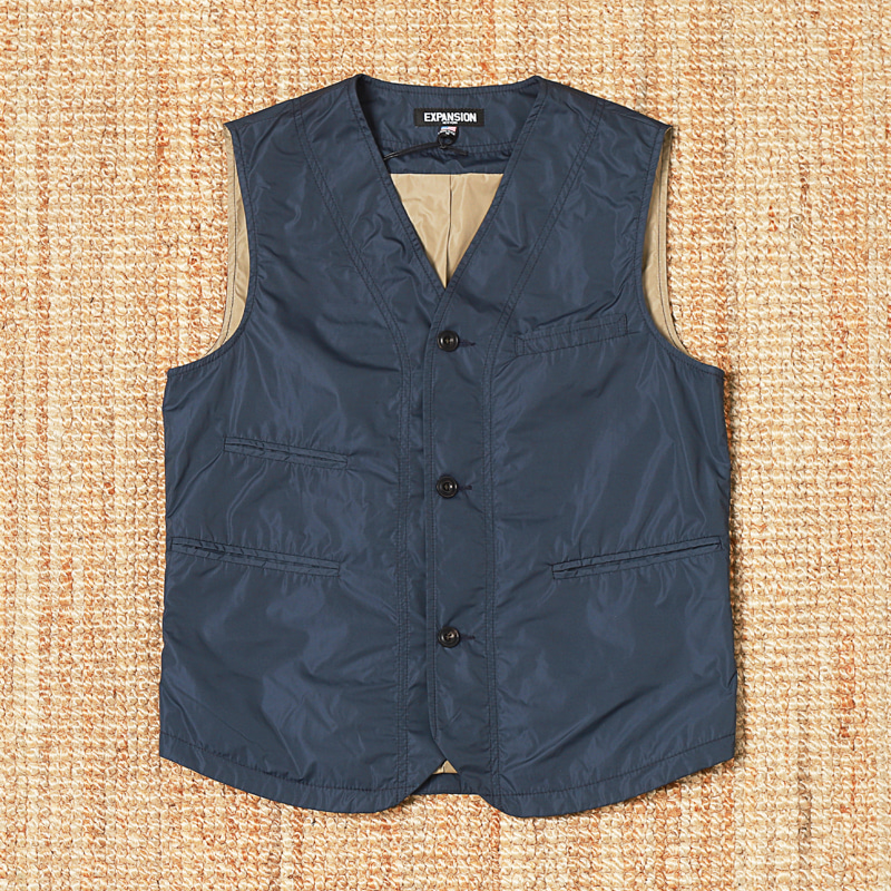 EXPANSION VEST - NAVY