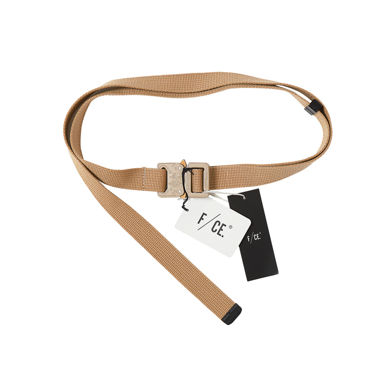 COBRA BELT - BEIGE