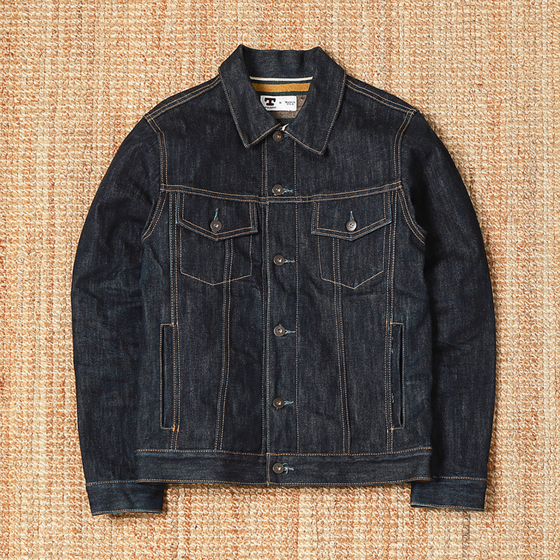 TELLASON DENIM JACKET