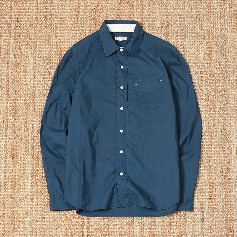 BURGUS PLUS SHIRTS - NAVY
