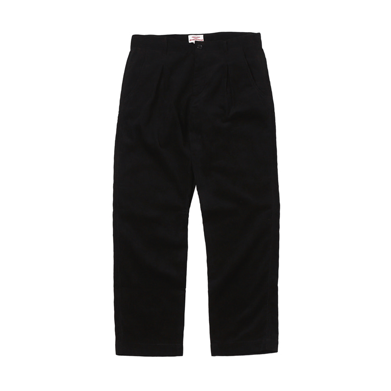 DOCK PANTS - BLACK