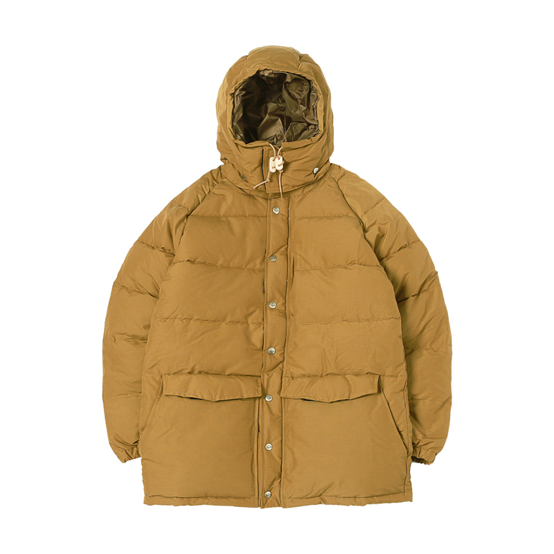 BATTEN DOWN PARKA - KHAKI