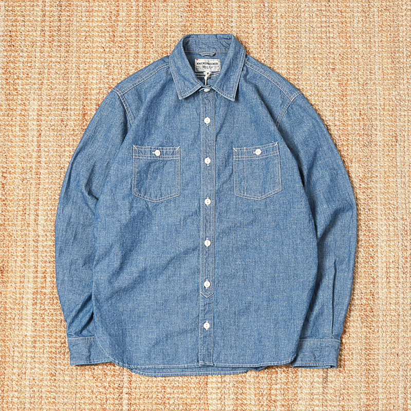 KNICKERBOCKER CHAMBRAY SHIRTS
