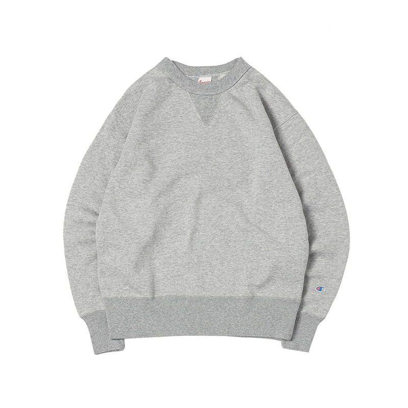 ROCHESTER  CREW NECK SWEATSHIRT - GREY