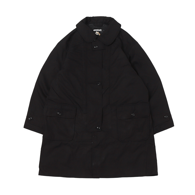 PROGRESSIVE COAT - VANCLOTH OXFORD BLACK