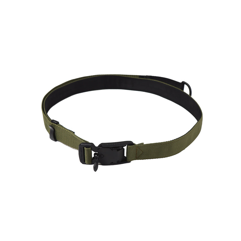 QUICK ADJUST BELT - OLIVE