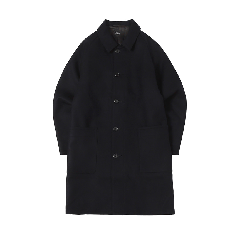 UP DUSTER COAT - NAVY