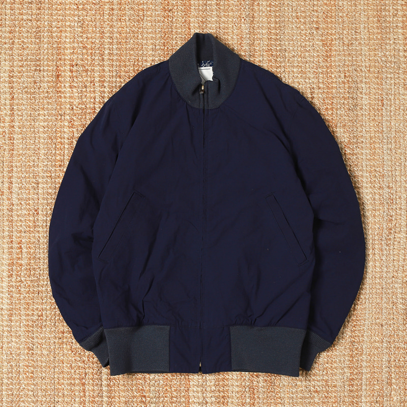 SOULIVE JACKET - NAVY