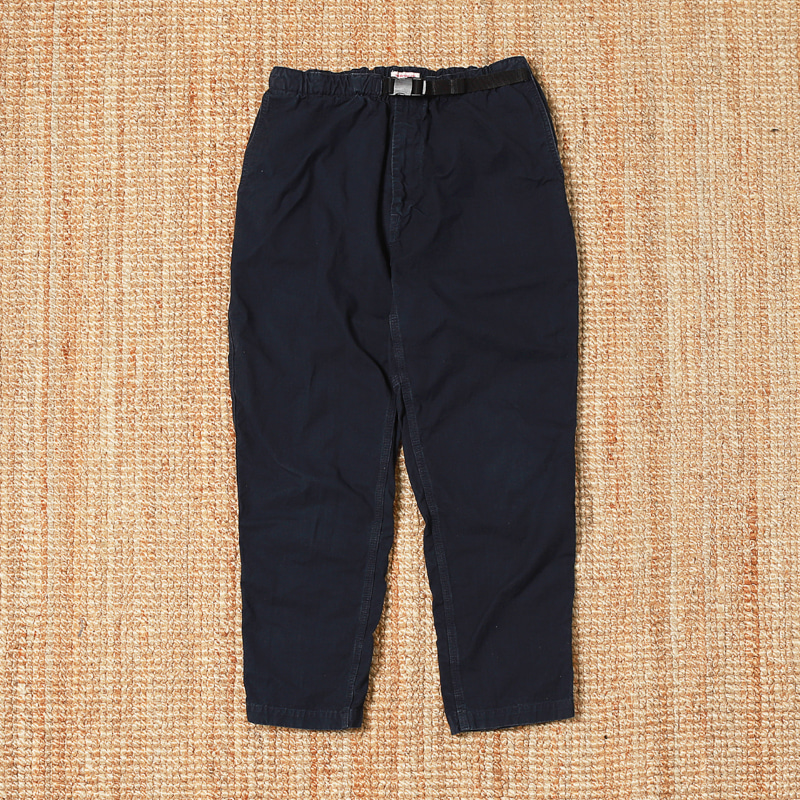 ORSLOW NAVY OVERDYED RIPSTOP CLIMBING PANT - NAVY