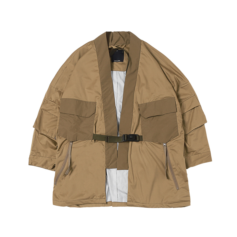 FATIGUE SAMUE JACKET - COYOTE