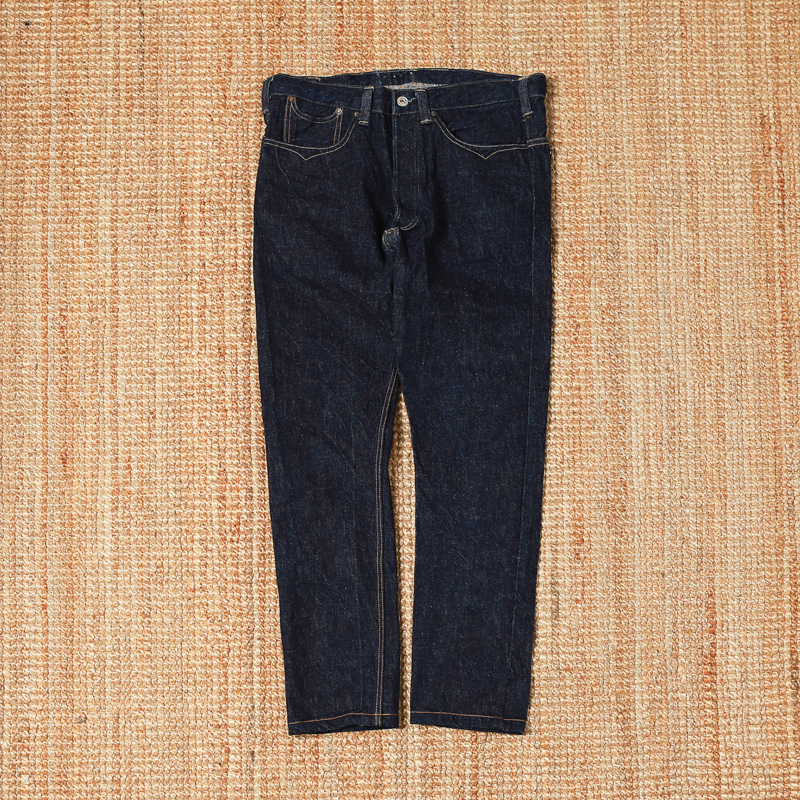 WAREHOUSE HELLER'S CAFE DENIM JEANS