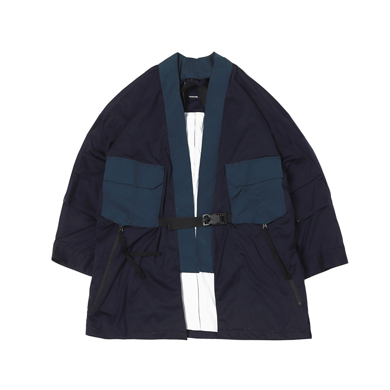 FATIGUE SAMUE JACKET - NAVY